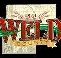 Weld County: 1861 logo