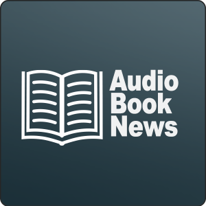 Audio Book News podcast with icon of book