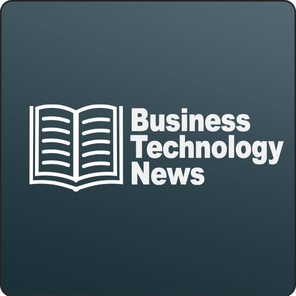 Business Technology News podcast with book icon