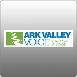Ark Valley Voice podcast.