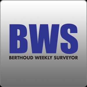 Berthoud Weekly Surveyor logo