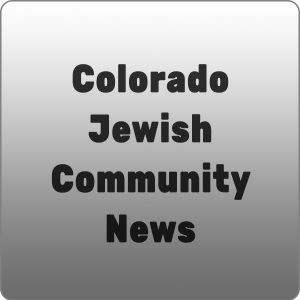 Colorado jewish community news