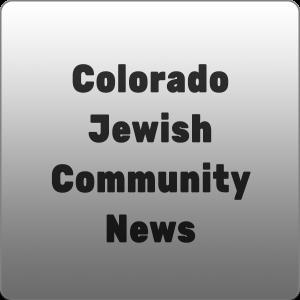 Colorado jewish community news