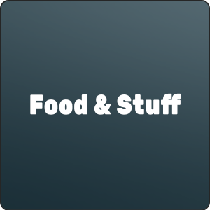 food and stuff
