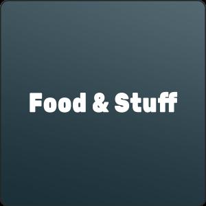 food and stuff