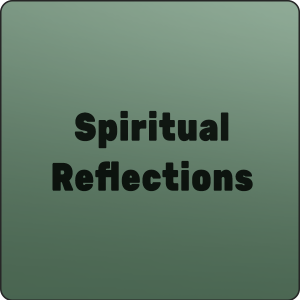 Spiritual reflections podcast