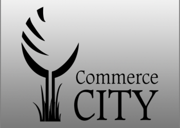 Commerce city logo