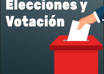 Elecciones y votacion