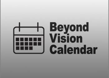 Beyond Vision Calendar with an icon of a calendar
