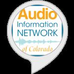 Audio Information Network of Colorado Alexa Skill